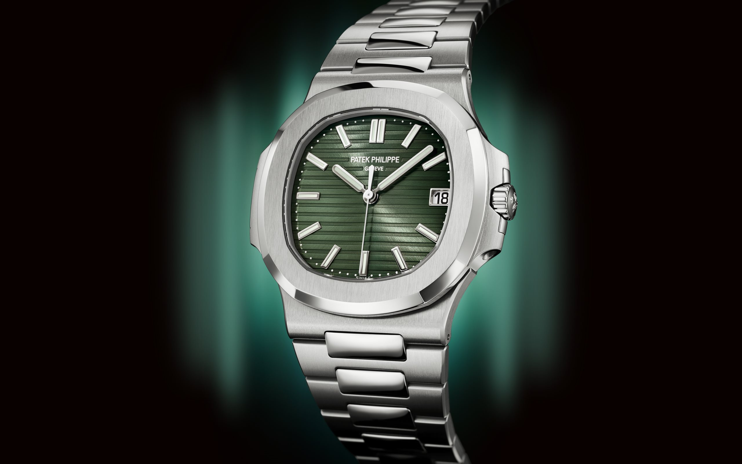 New Release: The Patek Philippe Nautilus 5711 Now in Olive Green